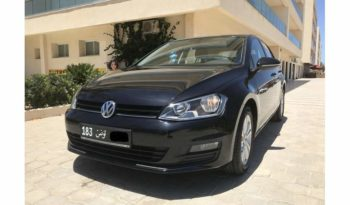 GOLF 7 TDI FULL OPTION IMPORTE NEUF plein