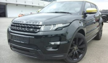 LAND ROVER RANGE ROVER EVOQUE 2.2 SD4 190 DYNAMIC plein