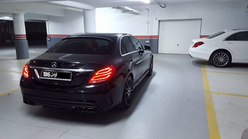 mercedes benz classe c 250 sportline tunisie auto. Black Bedroom Furniture Sets. Home Design Ideas