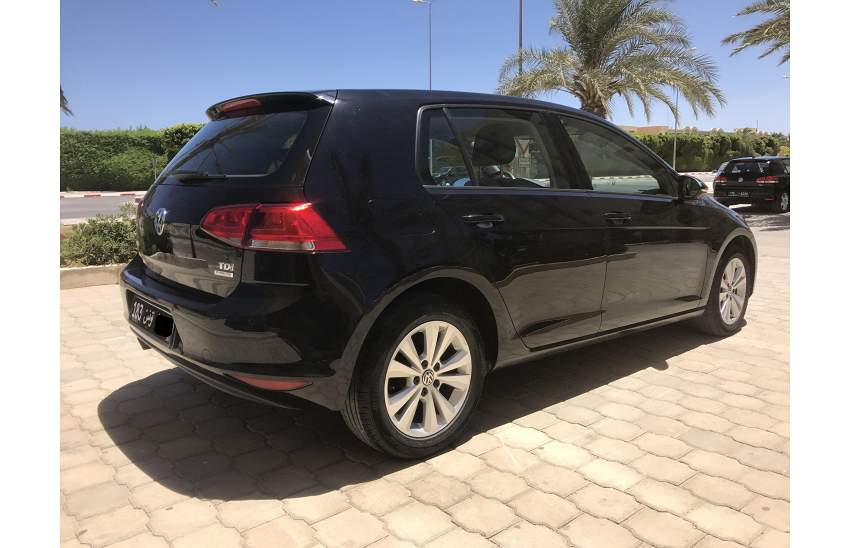 Golf 7 Tdi Full Option Importe Neuf Tunisie Auto